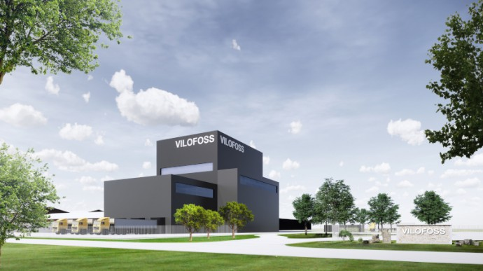 Vilofoss with major investment in new Premix and Nutrition plant in Denmark