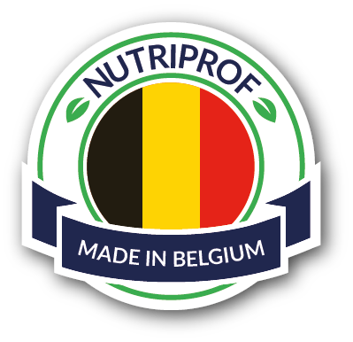 Nutriprof made in Belgium